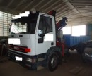 CRANE TRUCK WITH IVECO