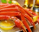 BAKED CRAB LEGS (HARP) SNOW CRAB (283+ GRS).