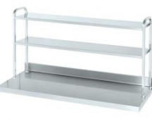 Double shelf 1500