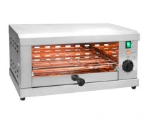 GRILL ELECTRIC HORIZONTAL SINGLE GRILL 2000W