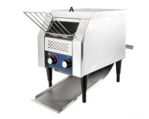 ELÉTRICA OF CONVEYOR TOASTER 1340W.