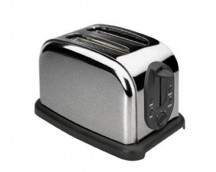 AUTOMATIC TOASTER 2 slices of bread 1000w