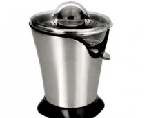 ELECTRIC JUICER 85W INOX ZUMOS