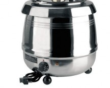 SOUP WARMER ELECTRIC COOKER INOX