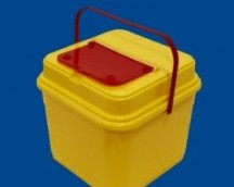 Minicompact container 10 liters