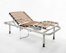 CLINICA BED MASTER (metal mesh)