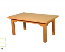 COFFEE TABLE SQUARE 60X60X45 ESQUINERA