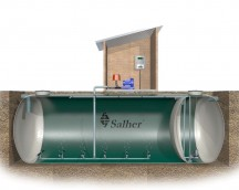 FOR SEWAGE SLUDGE ASSETS WITH DECANTER, COMPRESSOR DIFFUSERS GRILL AND SLUDGE RECIRCULATION SYSTEM