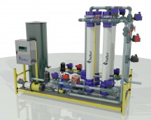 COMPACT STATION  WATER MICROFITLER TECHNOLOGY