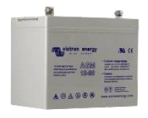 Solar Battery AGM 12V / 158Ah