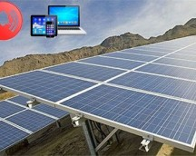 THEFT AND MONITORING SYSTEM FOR PHOTOVOLTAIC INSTALLATIONS (KIT IP-3KW)