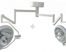 Double lamp high end. 50 + 50 cms diameter 240,000 Luxes