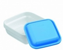 BOL POLYCARBONATE SQUARE WITH LID
