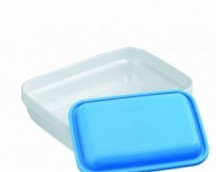 BOL RECTANGULAR POLYCARBONATE WITH LID 600 ML