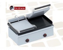 Electric iron grill 800x450x240 / 365
