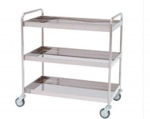 Distribution trolley