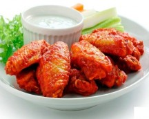 GOURMET BARBECUE CHICKEN WINGS