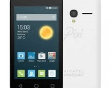 ALCATEL MOBILE PIXI