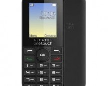 ALCATEL MOBILE PHONE 10.16
