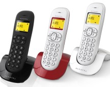 ALCATEL C250 WIRELESS PHONE