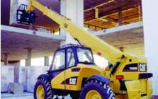 Telehandlers for construction