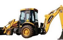 Backhoe loaders for construction