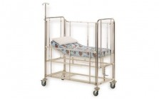 Cribs and incubators for hospitals