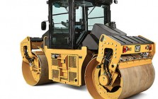 Compactors for construction