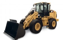 Small wheel loaders for construction
