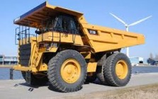 Rigid dumpers for construction