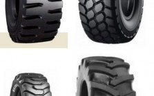 TYRES FOR MACHINERY